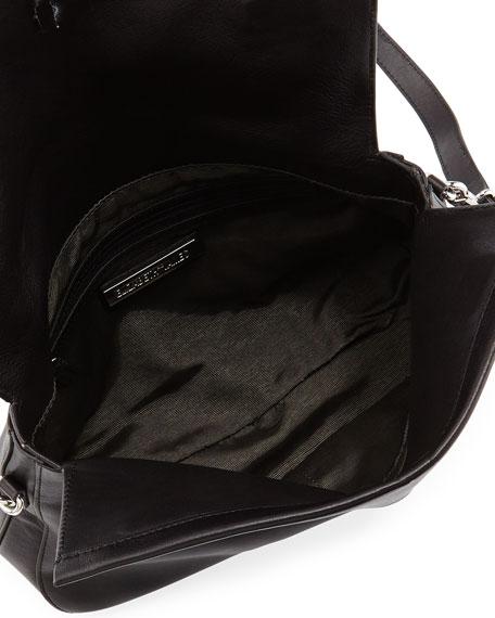 Jack Convertible Clutch Bag, Black