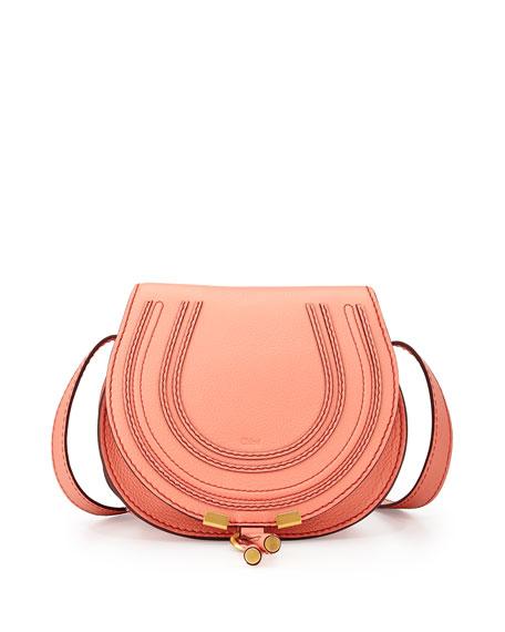 Marcie Small Crossbody Bag, Coral