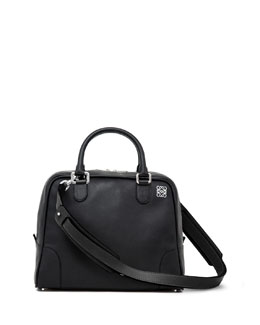 Amazona 75 Tote Bag, Black