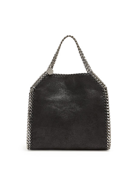 Stella McCartney Falabella Mini Tote Bag, Black