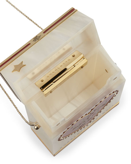 Smokin' Cigarette Case Clutch Bag
