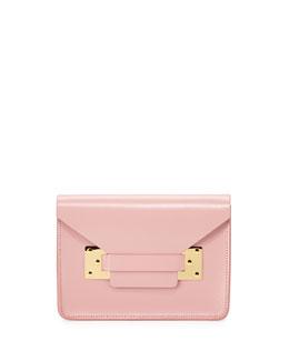 Hilner Mini Clutch Bag, Pink