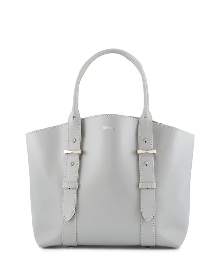 Alexander McQueen Legend Small Leather Tote Bag