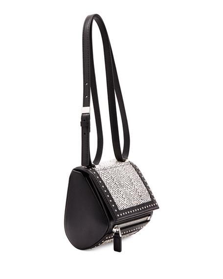 Givenchy Pandora Box Mini Snakeskin Shoulder Bag 2a23508514df5