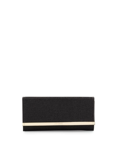 Milla Large Day Clutch Bag, Black