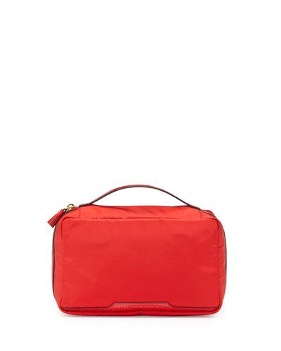Nylon Baby Emergency Kit, Red
