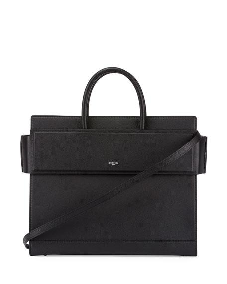 Horizon Medium Grained Leather Satchel Bag