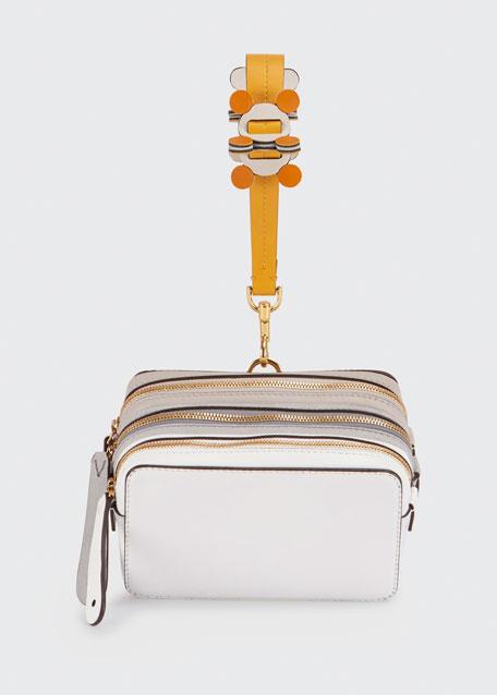The Stack Wristlet Circulus Bag, Gray