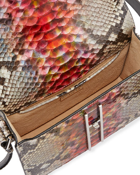 Python Mini Crossbody Bag, Taos