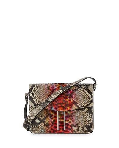 Python Mini Crossbody Bag, Taos