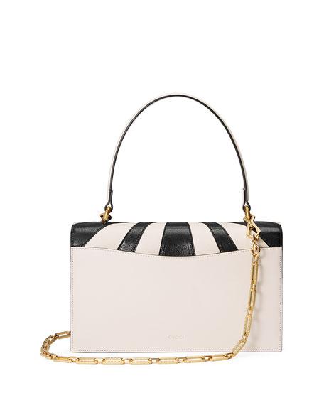 b619fbbd88 Gucci Osiride Future Bow Top-Handle Bag