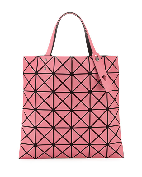 Bao Bao Lucent Frost Lightweight Tote Bag, Pink