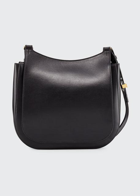 Hunting 11 Leather Crossbody Bag