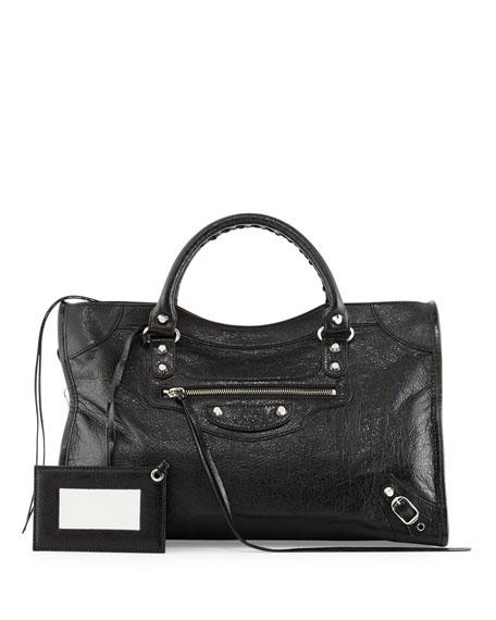 Classic Nickel City Bag, Black