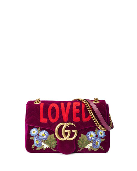 Gucci GG Marmont 2.0 Small Loved Shoulder Bag,