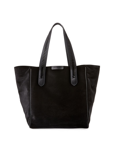 Medium Falabella Velvet Tote Bag