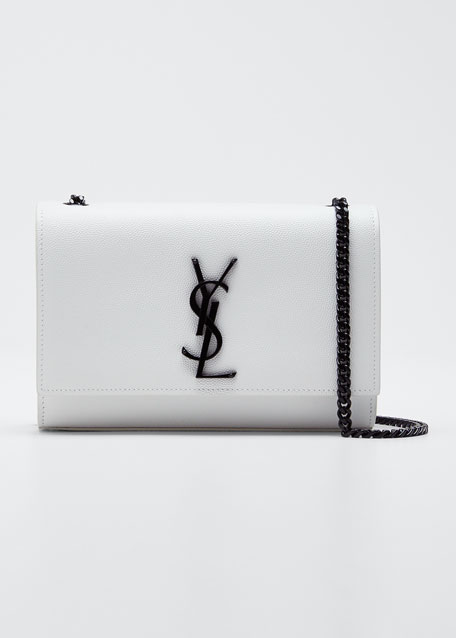 3cf9e8f8358e Saint Laurent Kate Monogram YSL Small Chain Shoulder Bag