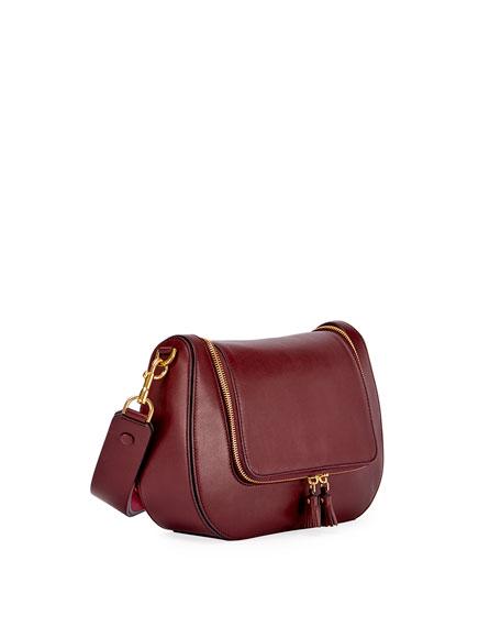 Vere Satchel Bag, Purple