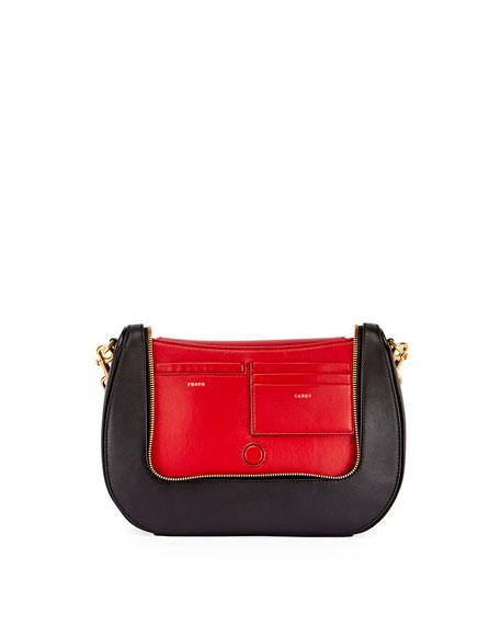 Vere Satchel Bag, Black