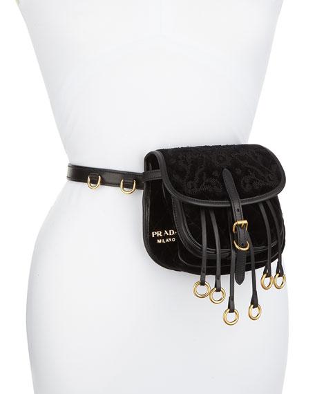 Prada Cahier Bag Belt