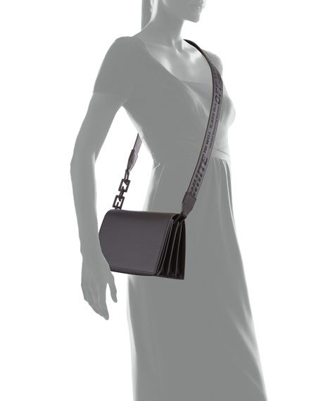 New Flap Mini Bag, Black