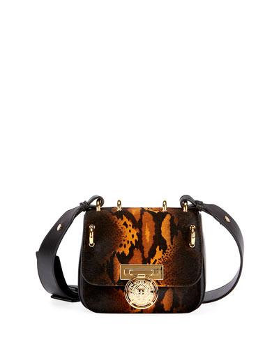 Renaissance 18 Calf Hair Shoulder Bag