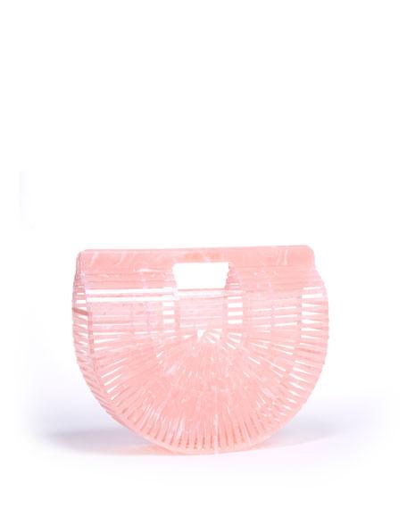 Ark Small Acrylic Clutch Bag