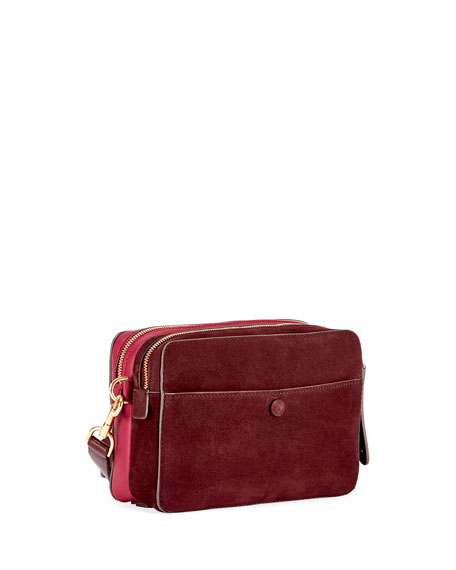 Double Stack Crossbody Bag
