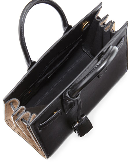 Saint Laurent Sac de Jour Nano Carryall Tote Bag b20ac03f5b124