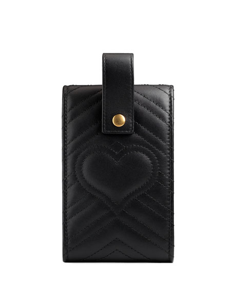 GG Marmont 2.0 Insect Card Case