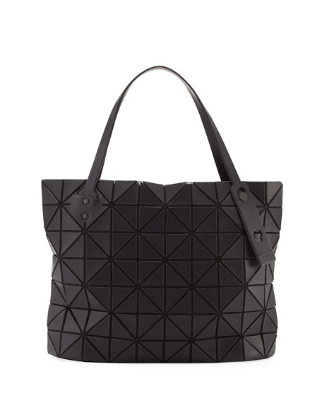 e4bd00e33f BAO BAO ISSEY MIYAKE Rock Matte Lightweight Clutch Bag