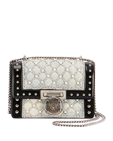 Quilted Flap-Top Chain Shoulder Bag
