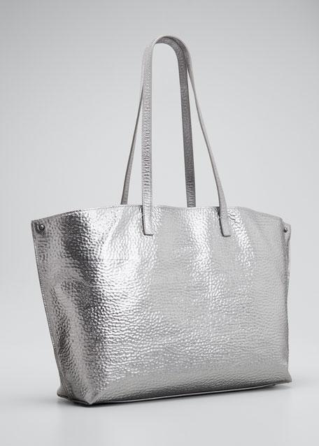 AI Medium Hammered Shoulder Bag