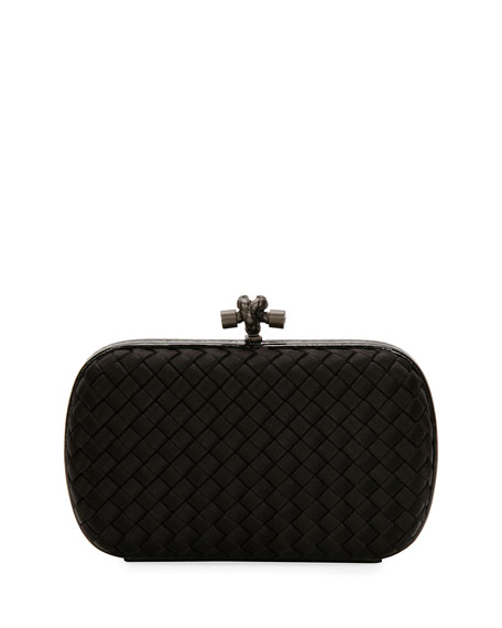 Medium Chain Knot Clutch Bag