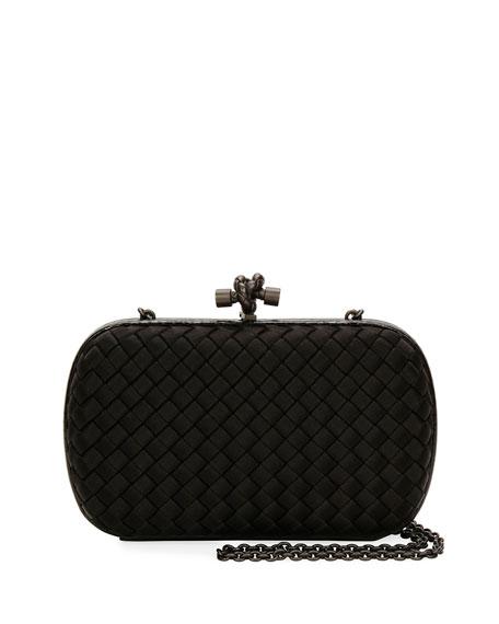 Medium Chain Knot Clutch Bag