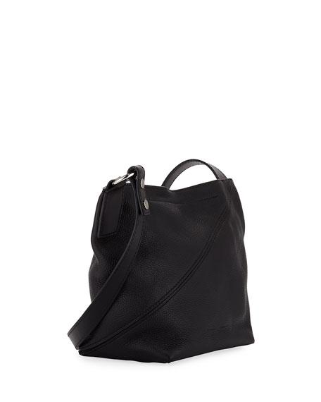 Small Zip Hobo Bag