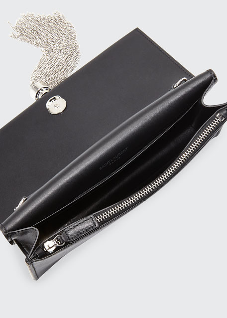 Kate Monogram Tassel Wallet on Chain