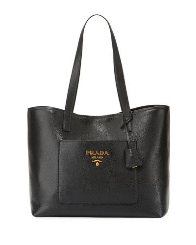 Large Daino Shopper Tote Bag