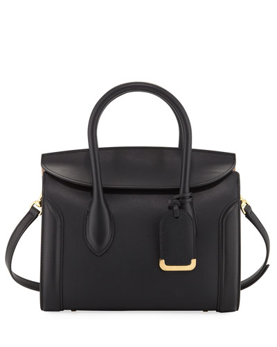 Heroine Leather Shopper Tote Bag
