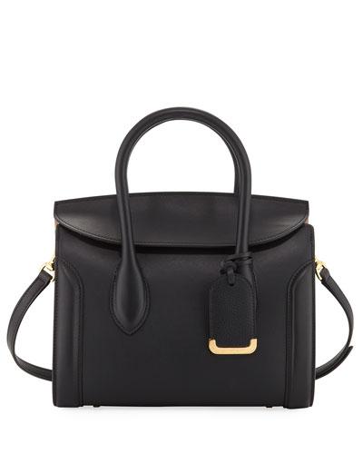 Heroine Leather Shopper Tote Bag