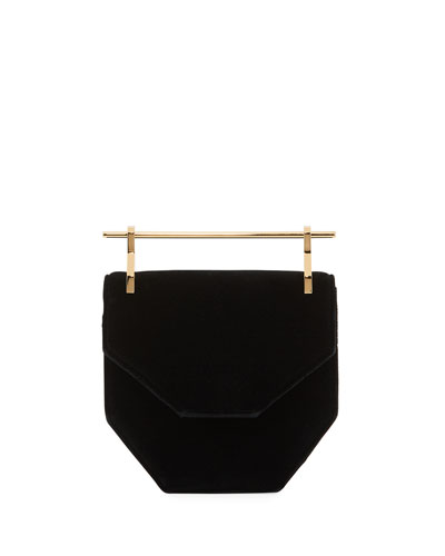 Amor Fati Mini Lizard Satchel Bag