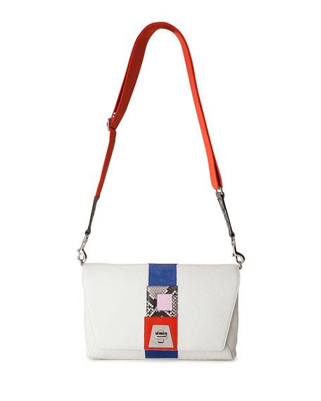 Anouk Day Patchwork Shoulder Bag