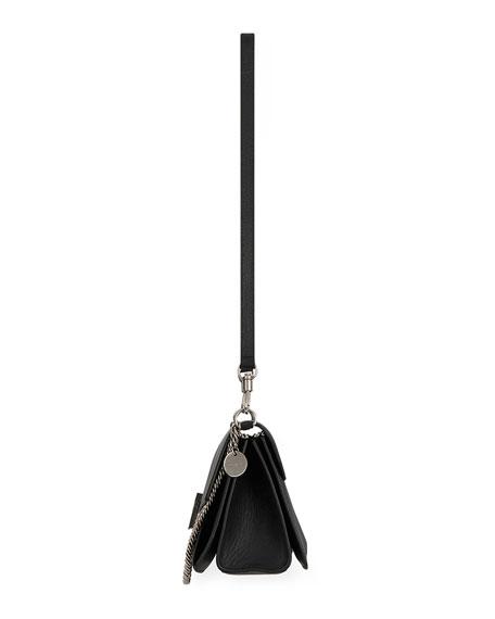 GV3 Small Pebbled Crossbody Bag