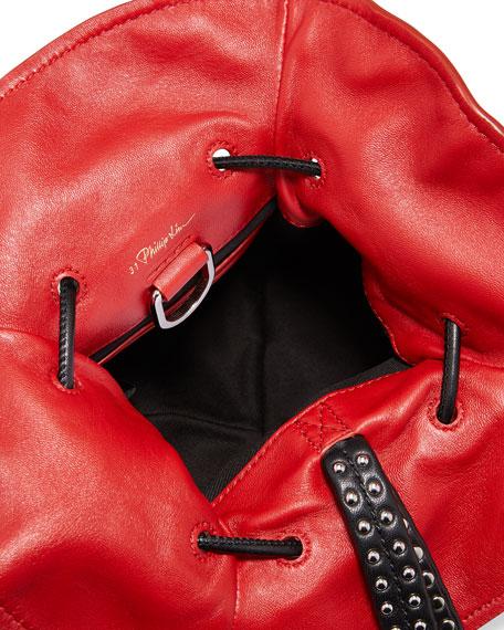 Leather Mini Punching Bag
