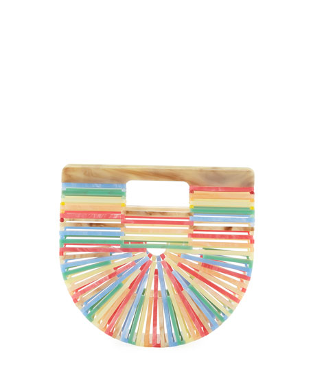 Ark Mini Acrylic Clutch Bag