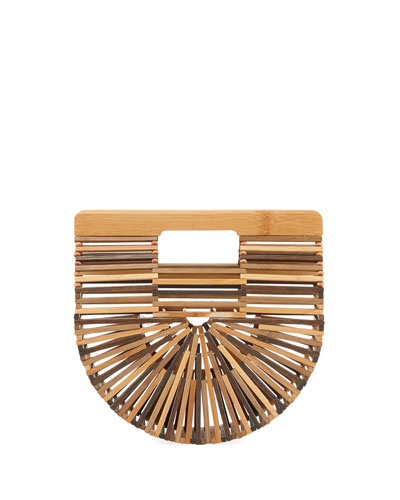 Bamboo Ark Mini Top Handle Bag