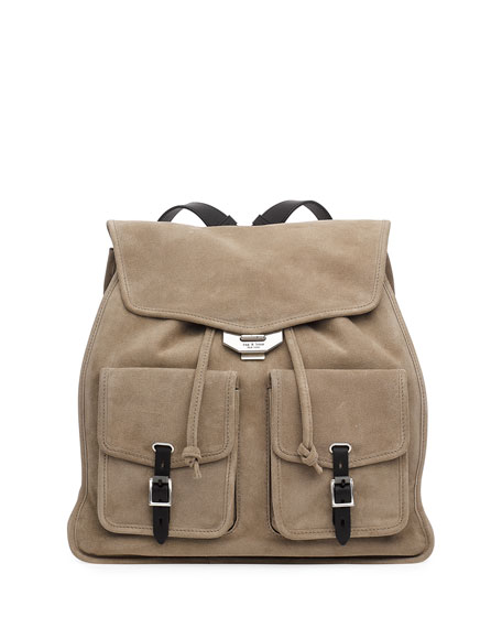 Field Suede Backpack