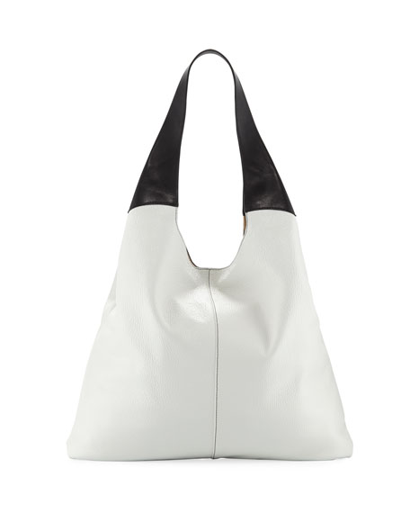 Grand Colorblock Shopper Shoulder Bag