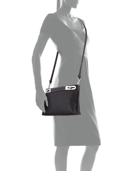 Missy Small Soft Leather Crossbody Bag