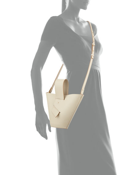 Amphora Leather Top Handle Bag